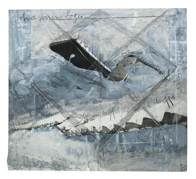 Anselm Kiefer-Johannis-Nacht (Midsummer Night)-
