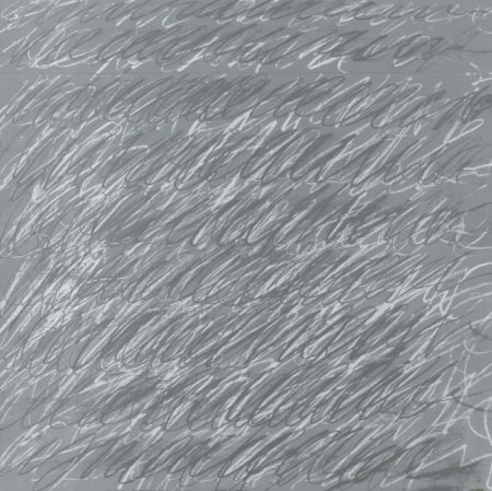 Cy Twombly-Ohne Titel-1971