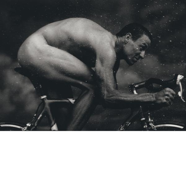 Annie Leibovitz-Lance Armstrong, New York-1999