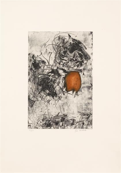 Joan Mitchell-Sunflower II-1972