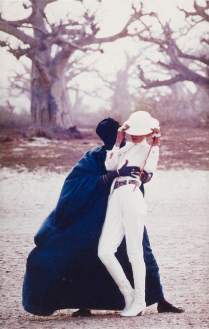 Helmut Newton-Couple (for Vogue)-1975