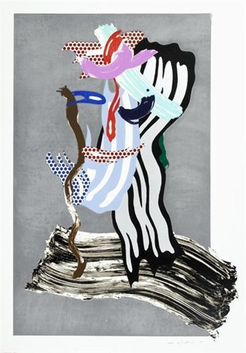 Roy Lichtenstein-Grandpa-1989