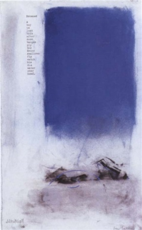 Joan Mitchell-Drowned-