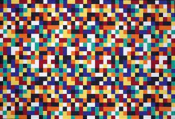 Gerhard Richter-1024 Colours (1024 Farben)-1988