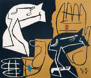 Le Corbusier-Untitled-1955