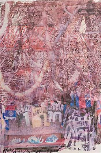 Robert Rauschenberg-Robert Rauschenberg - Untitled-1997
