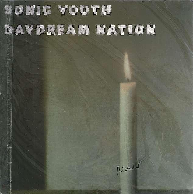 Gerhard Richter-Sonic Youth - Daydream Nation-1988