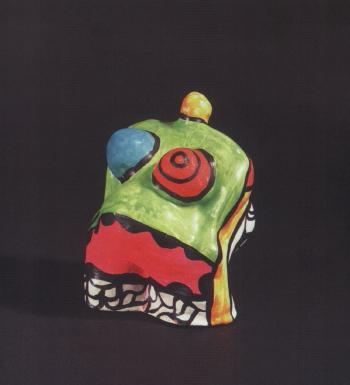 Niki de Saint Phalle-Mini nana boule-1968
