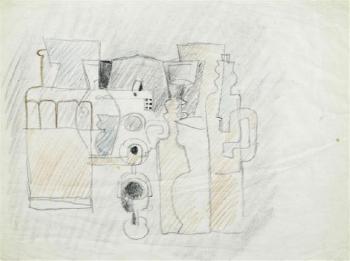 Le Corbusier-Stilleben-1928