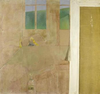 Anselm Kiefer-Rosa Rohr; Ganter Bier; Der Raum-1968