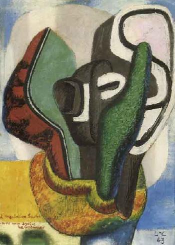 Le Corbusier-Komposition-1943