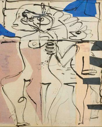Le Corbusier-Figuren-1957
