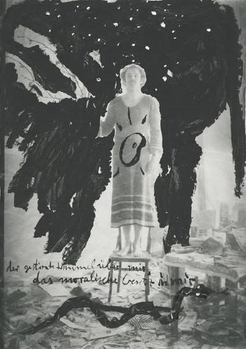 Anselm Kiefer-Der gestirnte Himmel uber, mir das moralische Gesetz in mir-1980