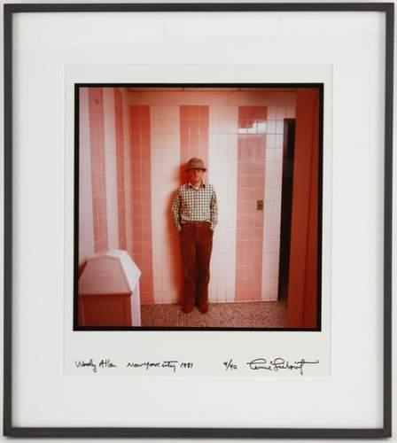 Annie Leibovitz-Woody Allen-1981