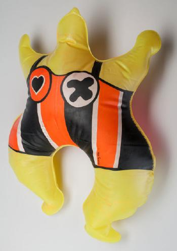 Niki de Saint Phalle-Inflatable Nana-1968