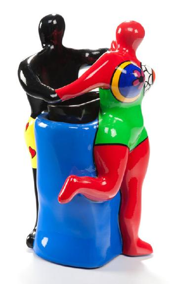 Niki de Saint Phalle-The Couple-2000
