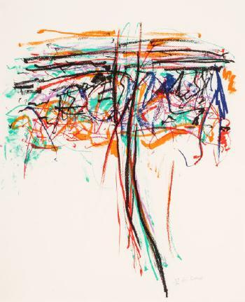 Joan Mitchell-Tree II-1992