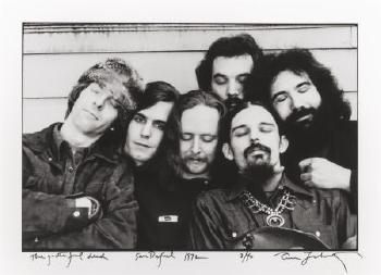 Annie Leibovitz-Grateful Dead, San Rafael-1972