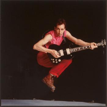 Annie Leibovitz-Pete Townsend, San Francisco-1980