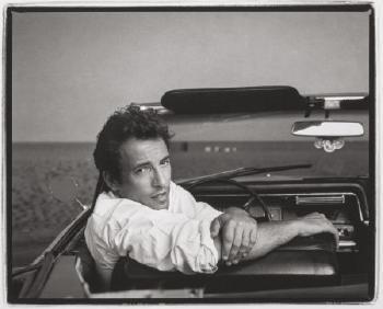 Annie Leibovitz-Bruce Springsteen, Asbury Park, New Jersey-1987