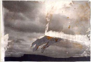 Anselm Kiefer-Bruch der Gefasse (Breaking of Vessels)-1985