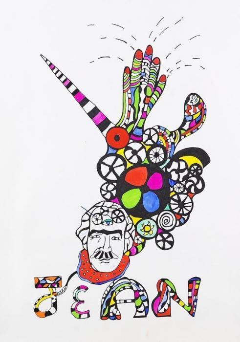 Niki de Saint Phalle-Jean Tinguely-1992
