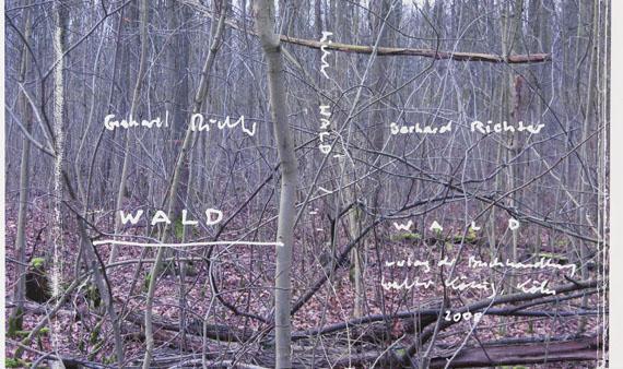 Gerhard Richter-Wald-2008