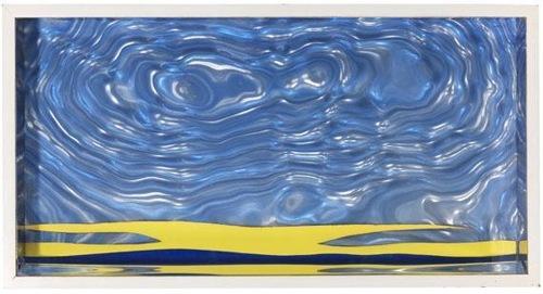 Roy Lichtenstein-Seascape II-1965