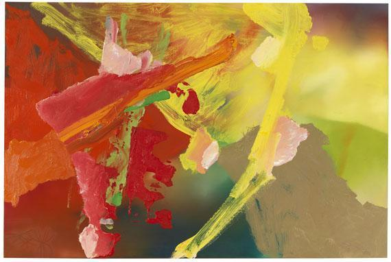 Gerhard Richter-Abstraktes Bild 457-3 (Abstract Painting 457-3)-1980