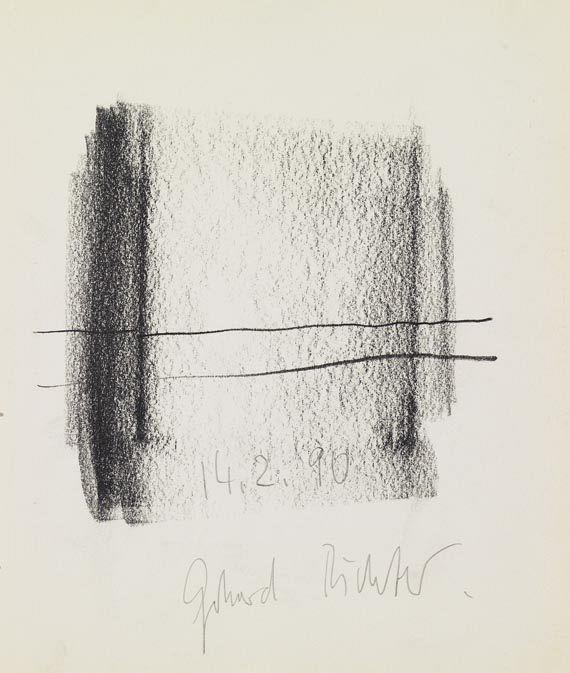 Gerhard Richter-Ohne Titel (14.2.90) / Untitled (14.2.90)-1990