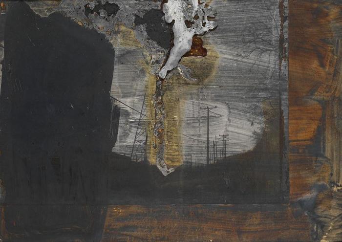 Anselm Kiefer-Pittsburgh-1985