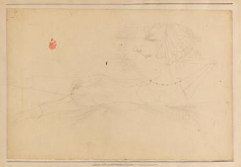 Paul Klee-Alternde Venus (Aging Venus)-1921