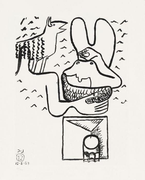 Le Corbusier-Aus: Unite-1953