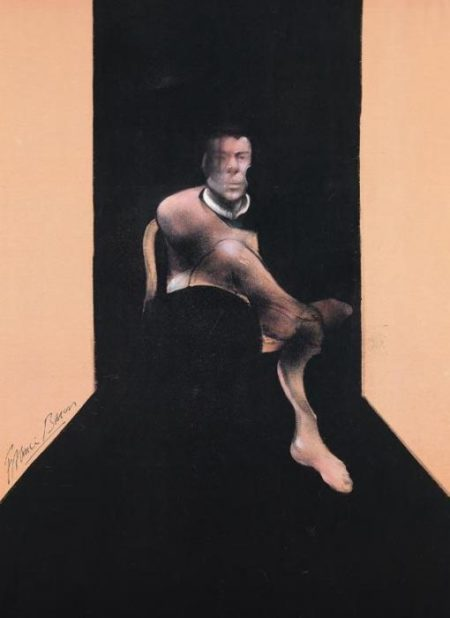 Francis Bacon-Study for a Portrait of John Edwards-1988