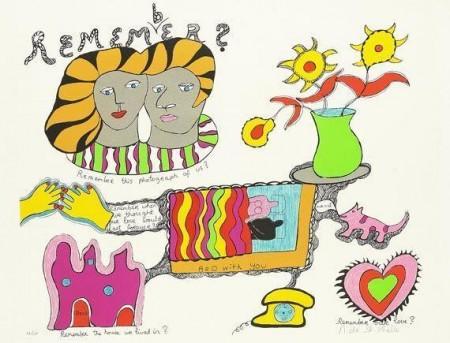Niki de Saint Phalle-Aus: Nana Power-1970