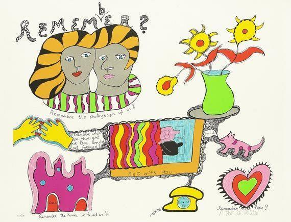 Niki de Saint Phalle-Aus: Nana Power-1970