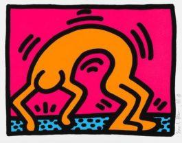 Keith Haring-Keith Haring - Pop Shop II-1988