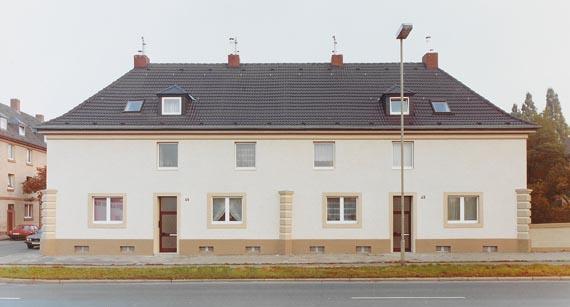Thomas Ruff-Haus Nr. 1-1987