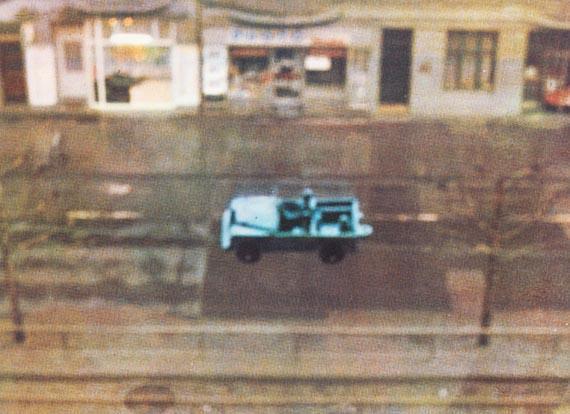 Gerhard Richter-Auto-1969