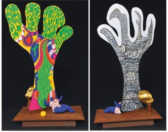 Niki de Saint Phalle-Arbre de vie-1992