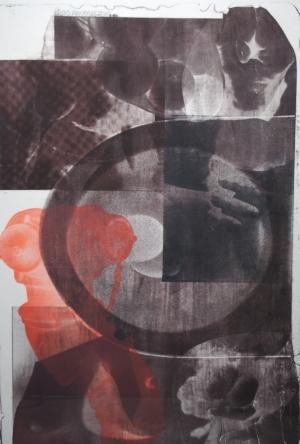 Robert Rauschenberg-Robert Rauschenberg - Tides-1969