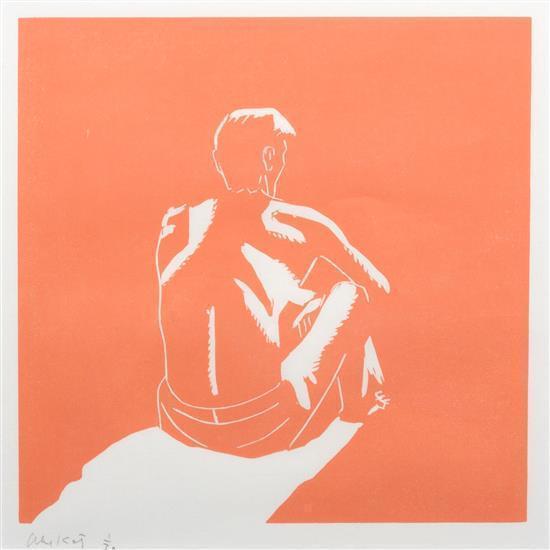 Alex Katz-Eric-1993