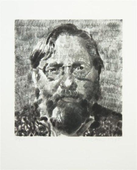 Chuck Close-John-1990