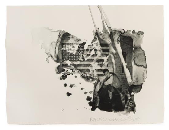 Robert Rauschenberg-Robert Rauschenberg - Jap (From Ruminations)-1999