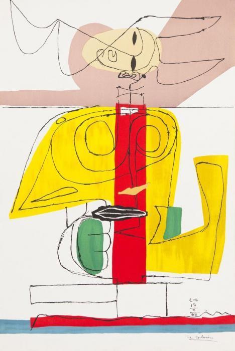 Le Corbusier-Taureau-1963