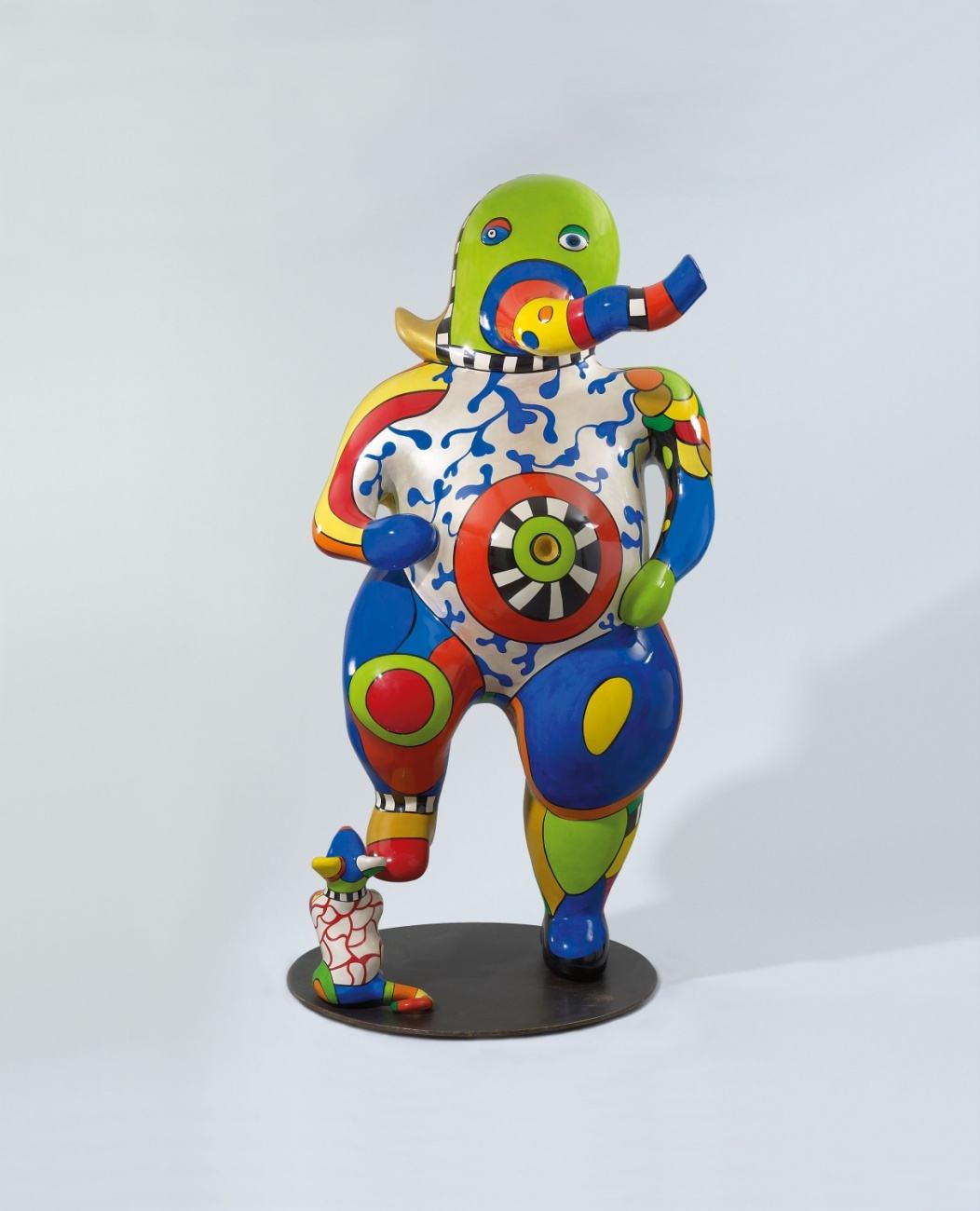 Niki de Saint Phalle-Ganesha-1998