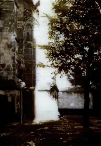 Gerhard Richter-Domecke (Cathedral Corner)-1998