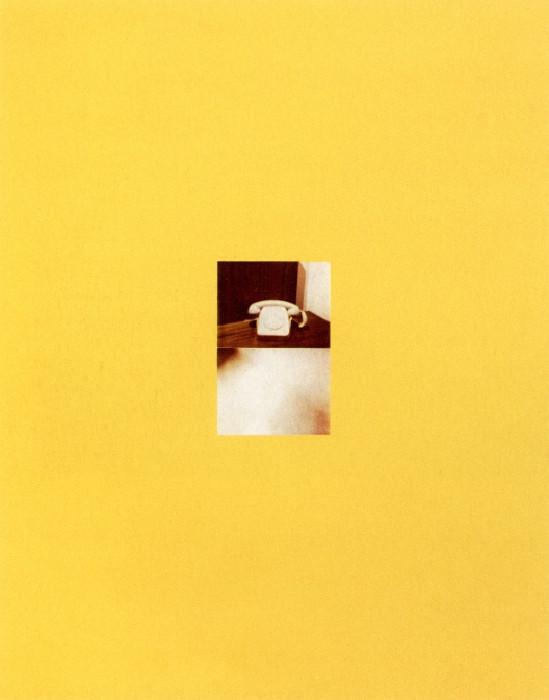Gerhard Richter-Telefon (Telephone)-1971