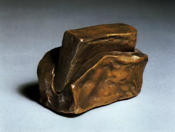 Marcel Duchamp-Coin de chastete - Wedge of Chastity-1954