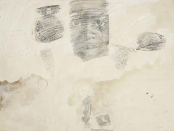 Robert Rauschenberg-Robert Rauschenberg - Shade-1968